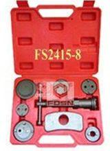 2014 8pcs Brake Piston Wind-Back Set high quality car Vehicle Tools deluxe a/c compressor/clutch hub service tool kit
