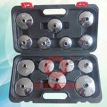 china Oil Filter Wrench Set 14pcs auto Vehicle Tools dhl overseas shipping