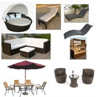 Philippines Rattan Outdoor Furniture, Philippines Rattan Outdoor