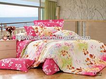 bedsheet sets/popular textile brand
