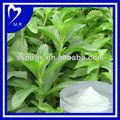 stevia extrato de folhas de efeitos colaterais