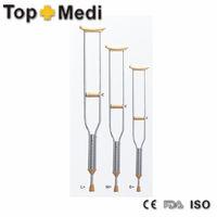 Orthopedic underarm crutches/Walking aid/Aluminum light weight/rehabilitation standing equiment/Height adjustable/FS925L(L/M/S