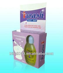 Toilet Drop, Odor Neutralizer,Toilet Air Freshener(Scent:pine)