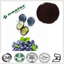 Nature's Bounty Bilberry Extract powder 25% Anthocyanidin UV