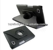 Good quality 360 degree rotating leather cover case for Acer Iconia Tab A500
