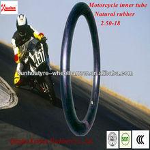Tubo interno di gomma, motociclo tubo pneumatico, parti del motociclo