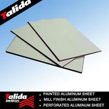 aluminium sheet edging
