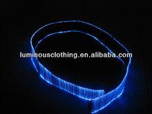 shinning waistband flashing light/ F5 light belt /garment accessories tie