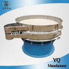 YongQing semi-automatic circular food grade new vibrating screen,mirror polishing treatment,really new!!!