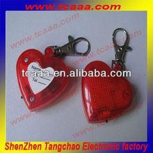 heart flashing pet products dog