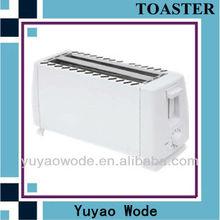 4 Slice Long Slot Toaster Machine
