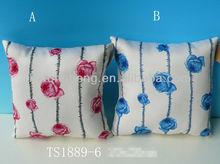 Decorative Sofa Rose Throw Pillow Sale