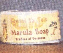Kgetsi Ya Tsie Marula Soap