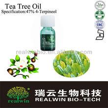 100% Pure Tea Tree Oil/Melaleuca Oil for Beauty