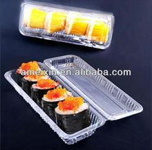 OEM Disposable Plastic Sushi Box