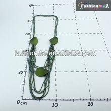 popular resin epoxy leaf bracelet, fashion jewelry FH-N0013