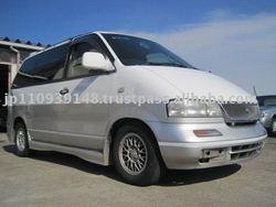 1998 NISSAN LARGO /Wagon/RHD/115000km/Gas/Petrol/White Used car # 302-135