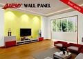 fácil de instalar decorativa mdf panel de la pared para la decoración de interiores