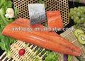 Parcela salmão congelado filé de&