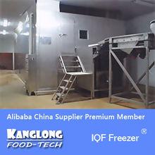 IQF Freezer For frozen turkey wings