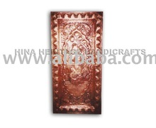 Copper Engraved Wall Hangings