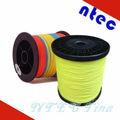 Alta qualidade 0.14 mm trançado de linha de pesca de 500 m / spool