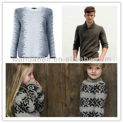 suéter de diseños de imágenes para adultos y niños