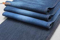 cheap light weigh dark blue for summer clothes pure cotton denim fabric B2503