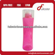 BPA free Tritan bottle silicon big mouth