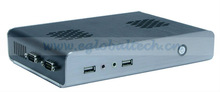 Intel dual core HDMI port tablet pc with com port thin client