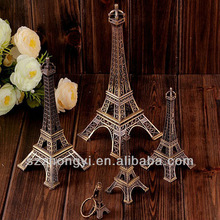 metal tourists souvenir Eiffel Tower crafts