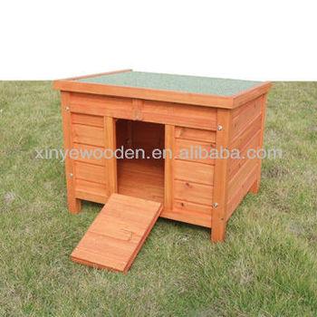 Wooden Rabbit Cage LWRH-0028