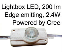 outdoor sign material Slim&Mini Channel letter led*3 SMD3528 everlight led module power supply