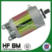 motorcycle electric starter motor ,12v starter motor ,high quality motorcycle starter motor ZY125