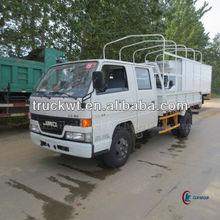 4Ton JMC 4x2 Two- row Cargo Van