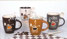 richware art & craft - porcelain mugs