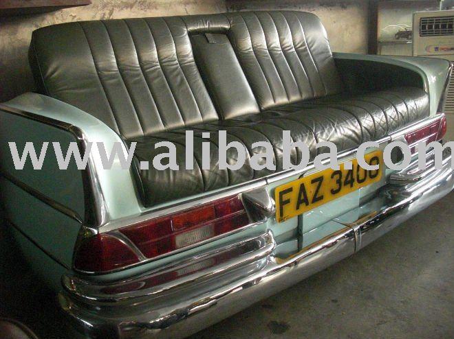 Cadillac Build In Radio Sofa Vintage Style Furniture - Buy ...