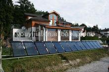 mainfold solar heating