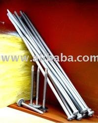 Long self-drilling screw