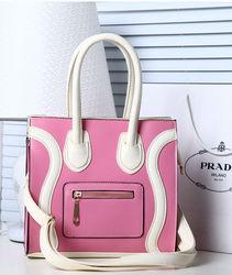 2013 Latest fashion tote bag jelly smile face silicone handbag