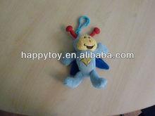 HI EN 71 bee plush animals soft plush toy