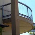 grilles de balcon moderne