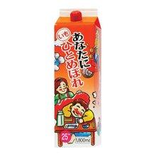 Sweet potato shochu ( ANATANIHITOMEBORE IMO )