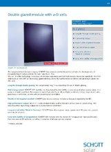 Schott Solar Thin film ASI 100