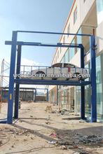 Hot sales lifting height 2.5-12mm Car lifting platform,hydraulic car elevator