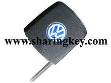 VW Golf/Passat/Polo/Jetta Flip Key Head With 48 Chip