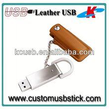 Flat shapes mini usb keyboard leather case2gb 4gb 8gb