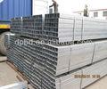 Q235 galvanizado rectangular square medio oeste y acero DPBD