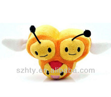 Pokemon Three eyes of bees 12cm Plush Doll toy