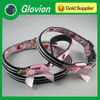 Rectractable led dog leash, dog collar and leash dog show leads